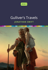 Book Cover of Gulliver's Travels by Jonathan Swift (ISBN: )
