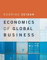 Book Cover of Economics of Global Business by Rodrigo Zeidan (ISBN: )